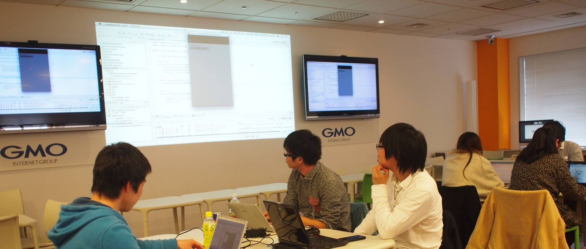 第一回学生部 Android勉強会 @GMO Yours on 12/8