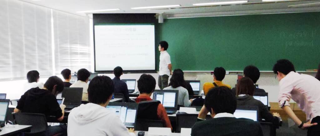 「Androidアプリを作ってみよう!(学生向けハンズオン)」@OSC2015Tokyo/Fall 明星大学日野キャンパス 2015年10月24日の様子